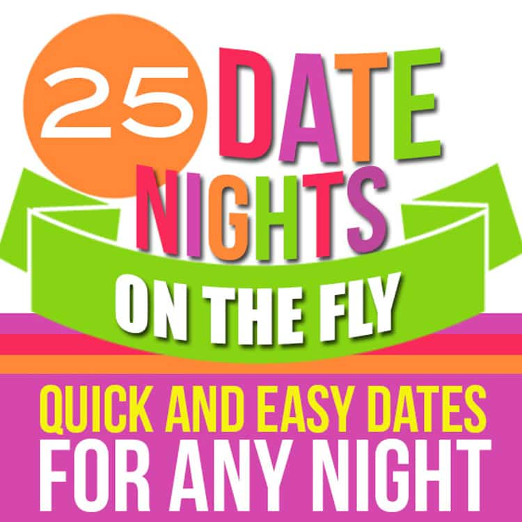 Quick and Easy date night ideas fast