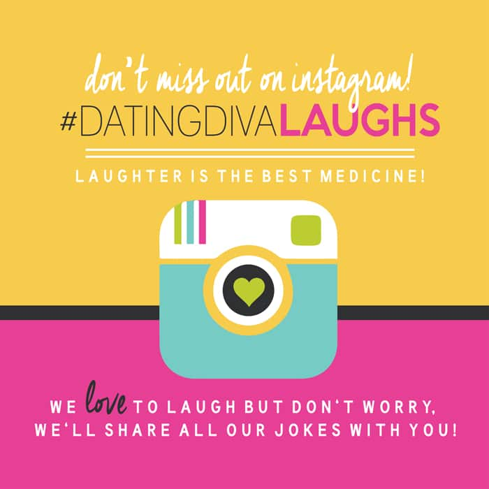 #DatingDivaLaughs