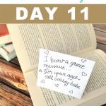 #Divas30DayLoveChallenge – Day 11
