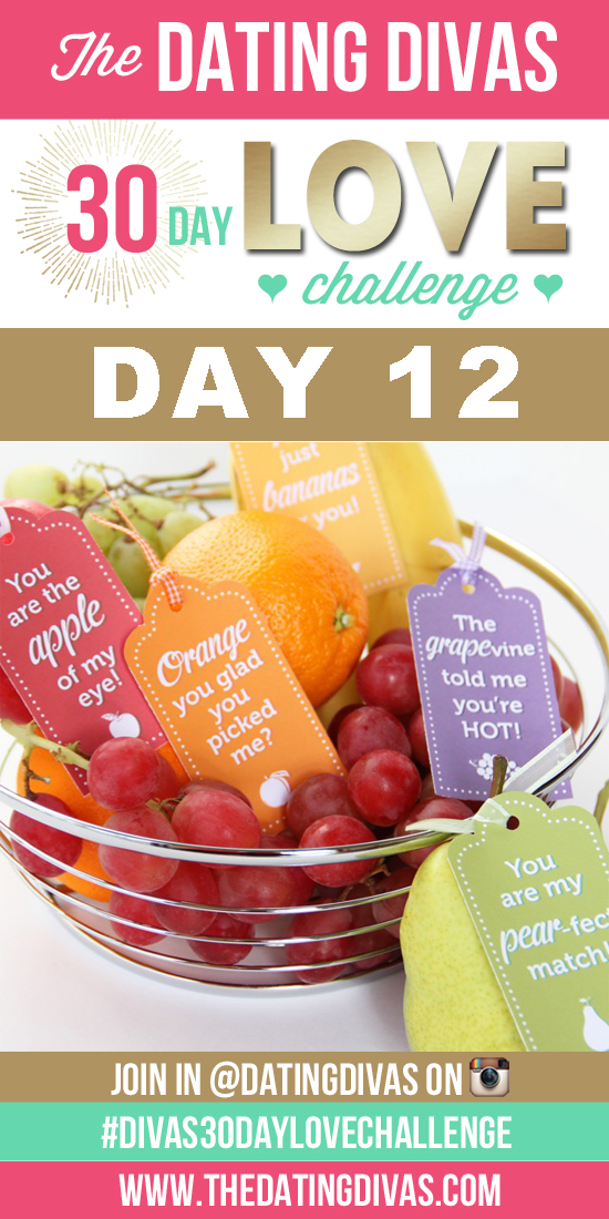 Day 12 - Candy Bars and Fruit (PP)