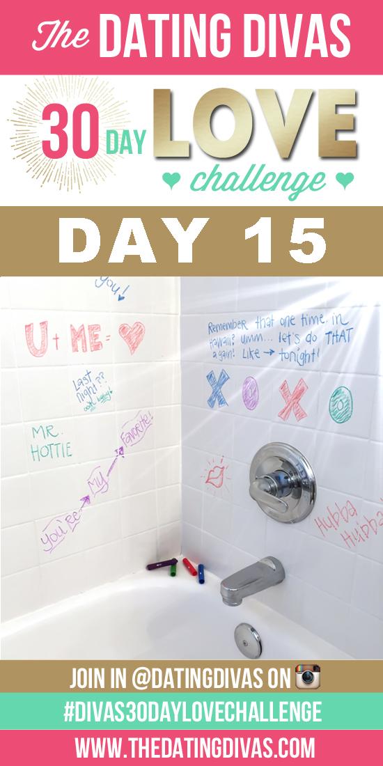 Shower Love Notes - Just get SHOWER Markers!