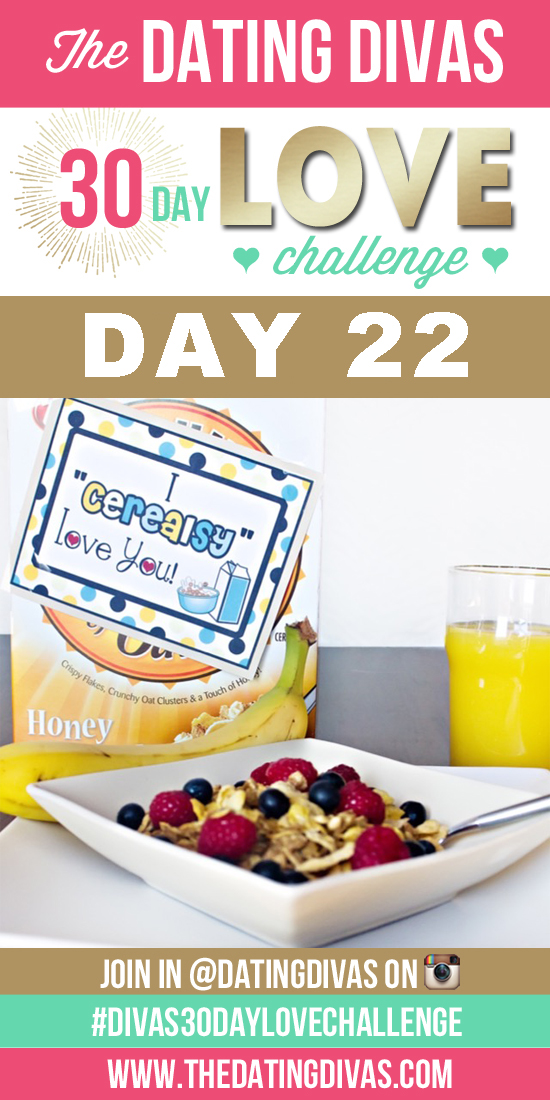 Day 22 - Cereal (PP)