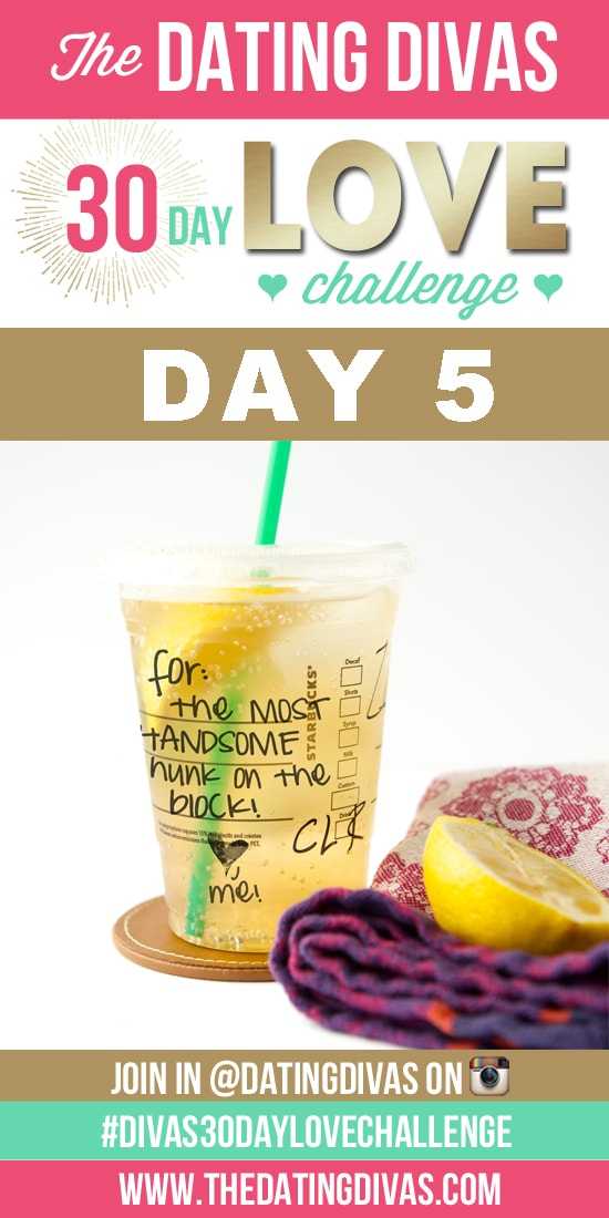 Divas 30 Day Love Challenge - Day 5 - Favorite Drink