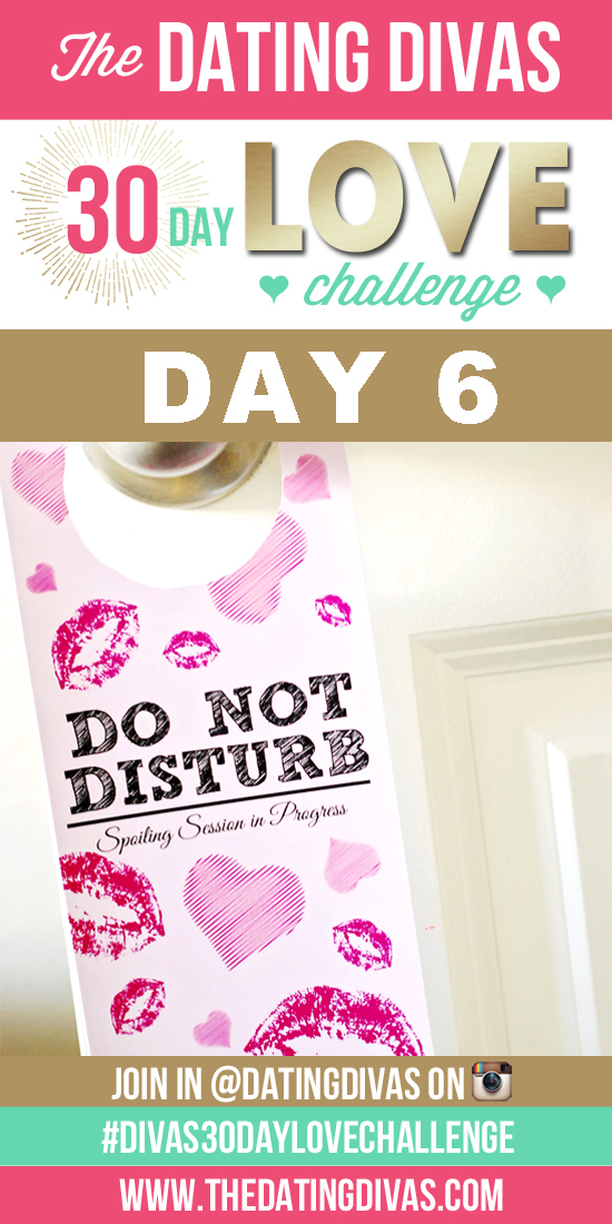 Spoil your Spouse with the Dating Divas 30 Day Love Challenge!