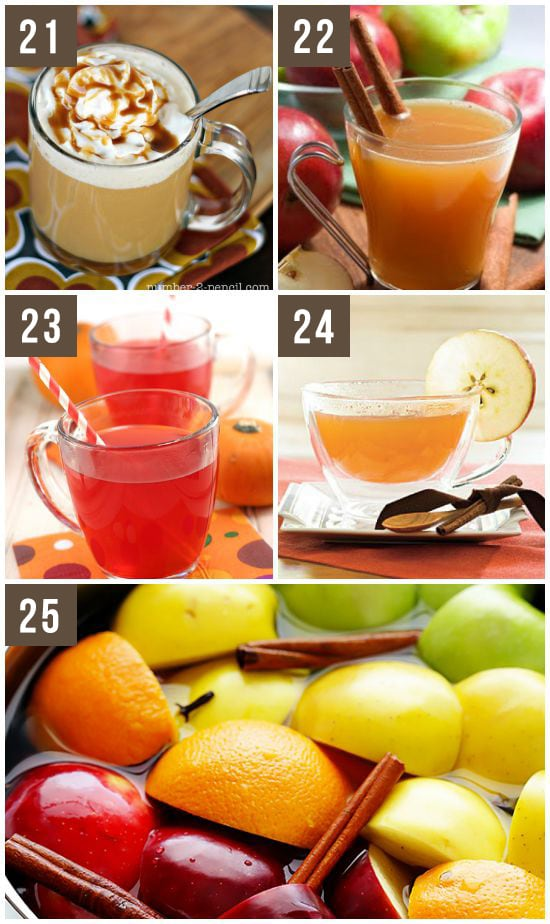 Find a Delicious Hot Apple Cider Recipe for Fall