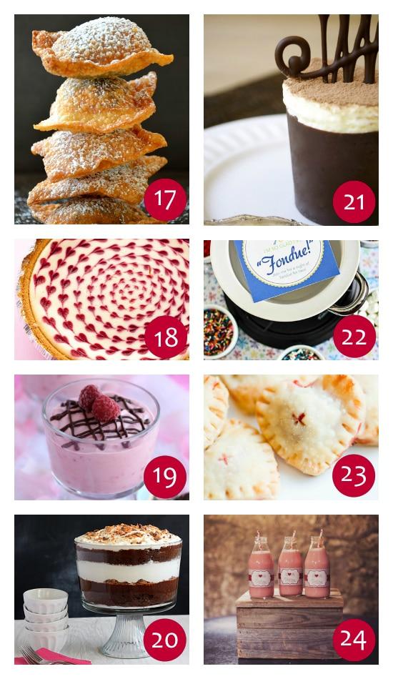 Homemade Dessert Ideas for Valentine's
