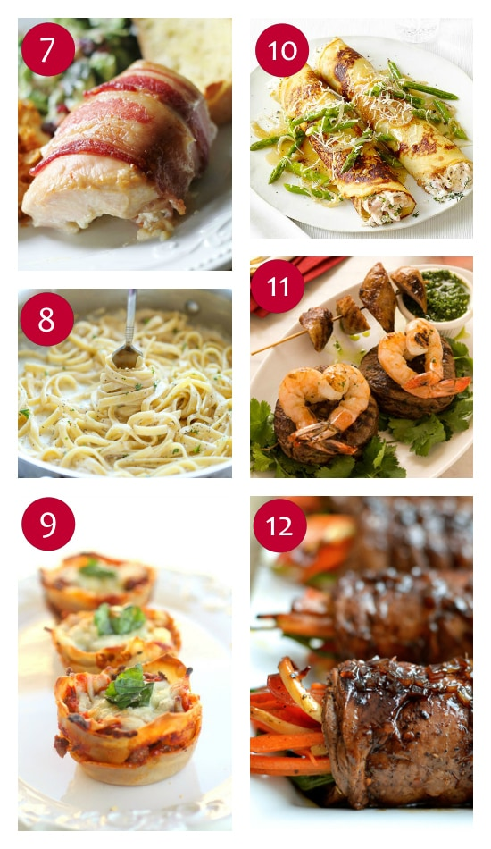 Dinner Ideas For Valentine S Dinner At Home