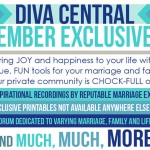 Diva Central Introduces: Marriage Masters Program