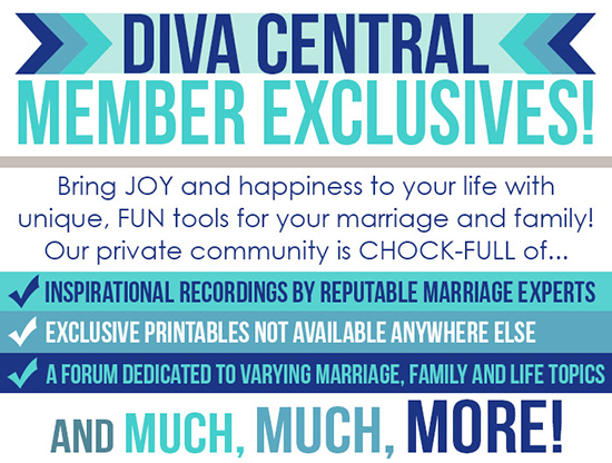 Diva Central Community Member Exclusives