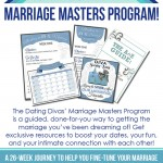 Marriage Masters Program
