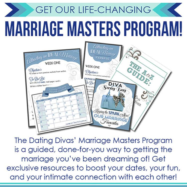 Diva Central Marriage Masters Program