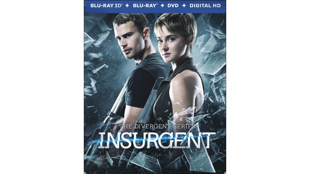 Divergent Date Night DVD