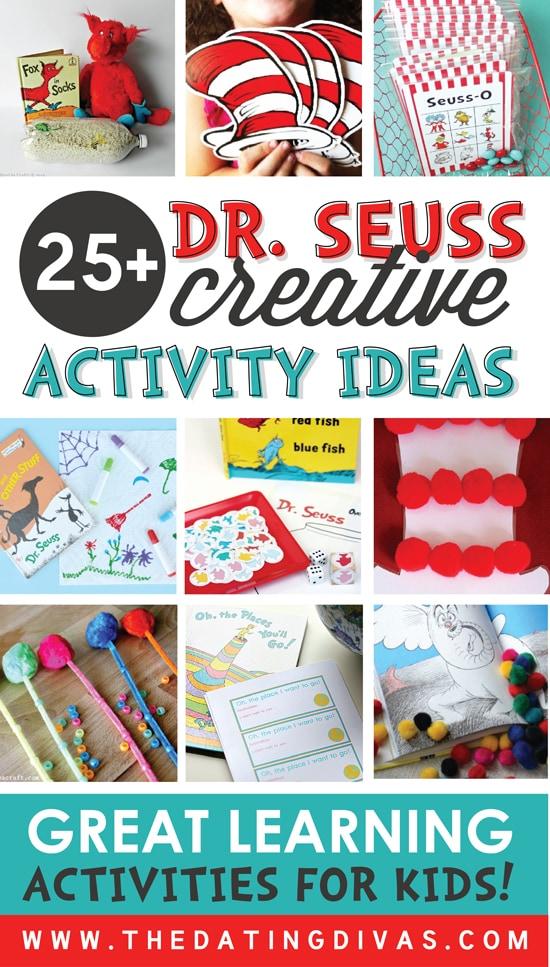 Dr. Seuss Activity Ideas