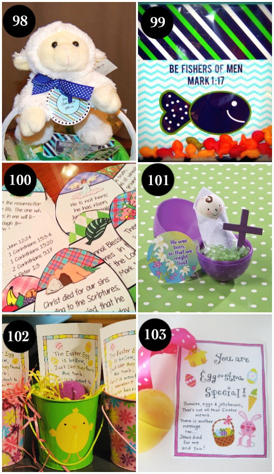 100 ideas for a christ centered easter easy christ centered easter gifts negle Image collections