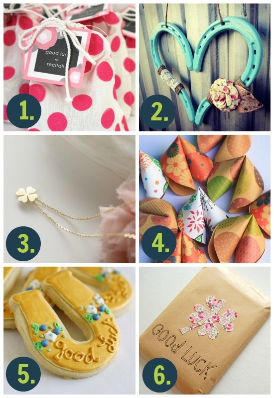 DIY Paper Fortune Cookie