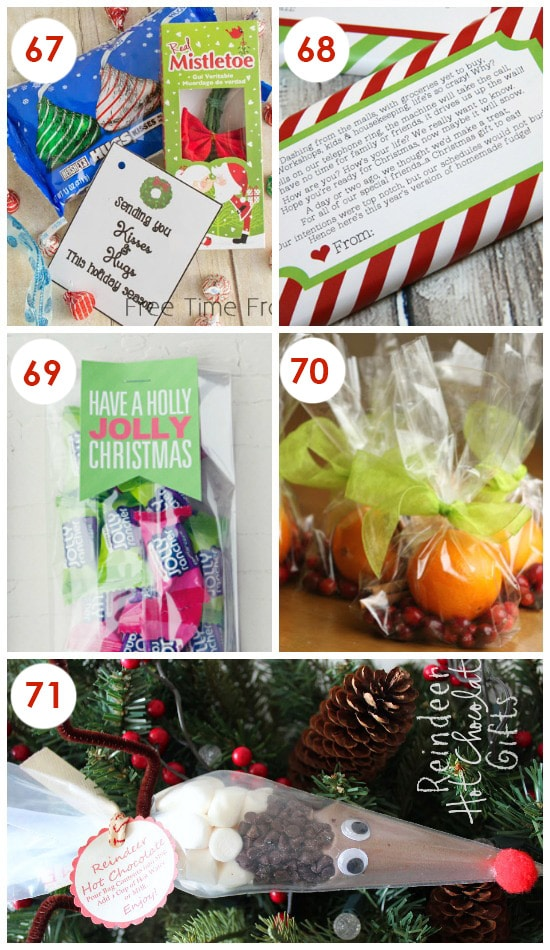 Easy Neighbor Gift Ideas