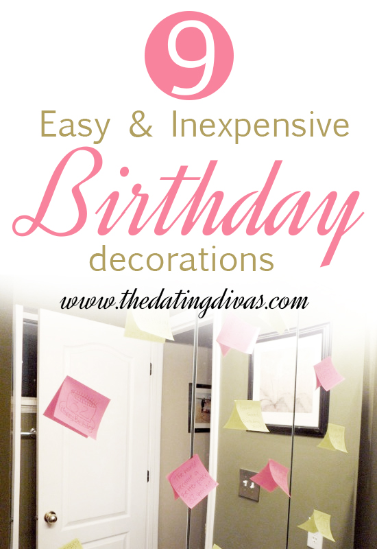 Room decoration for boyfriend birthday stylish decorating ideas