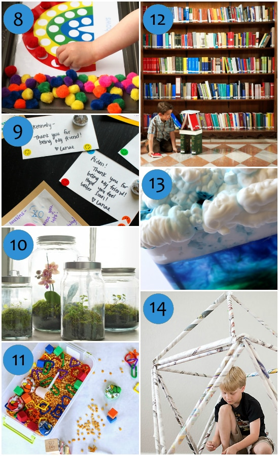 Easy Indoor Activities That are Educational