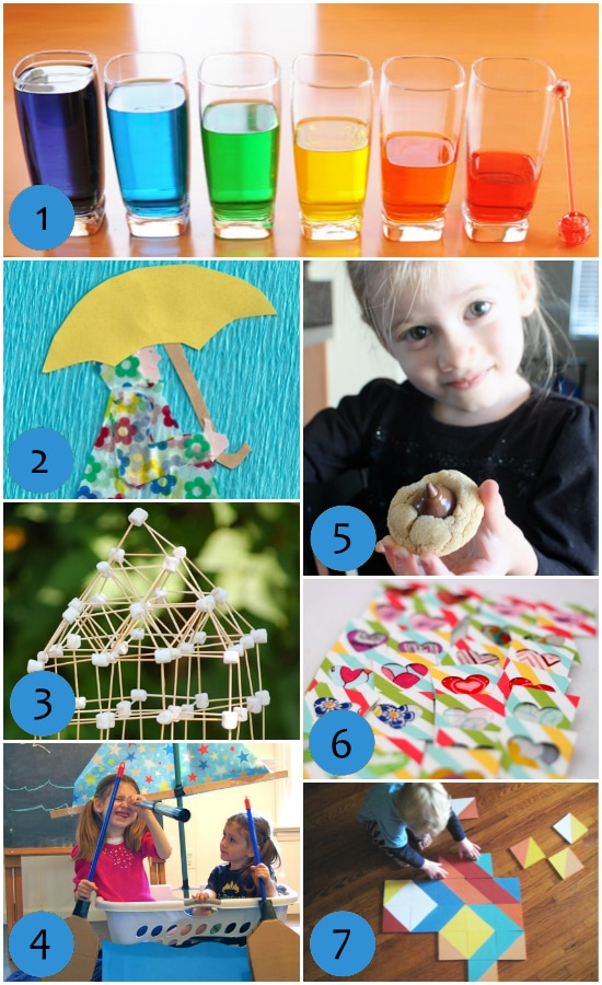 Educational Indoor Activities for Kids