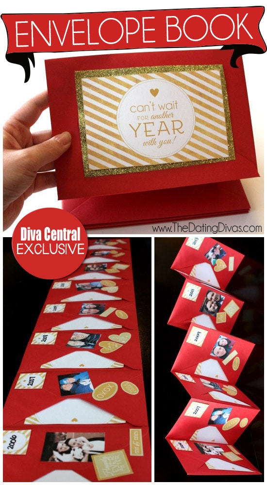 Envelope Book Printables