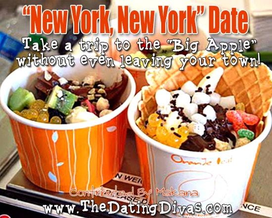 New York, New York Date