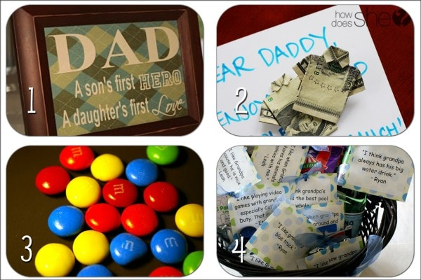 26 Adorable Father's Day Ideas
