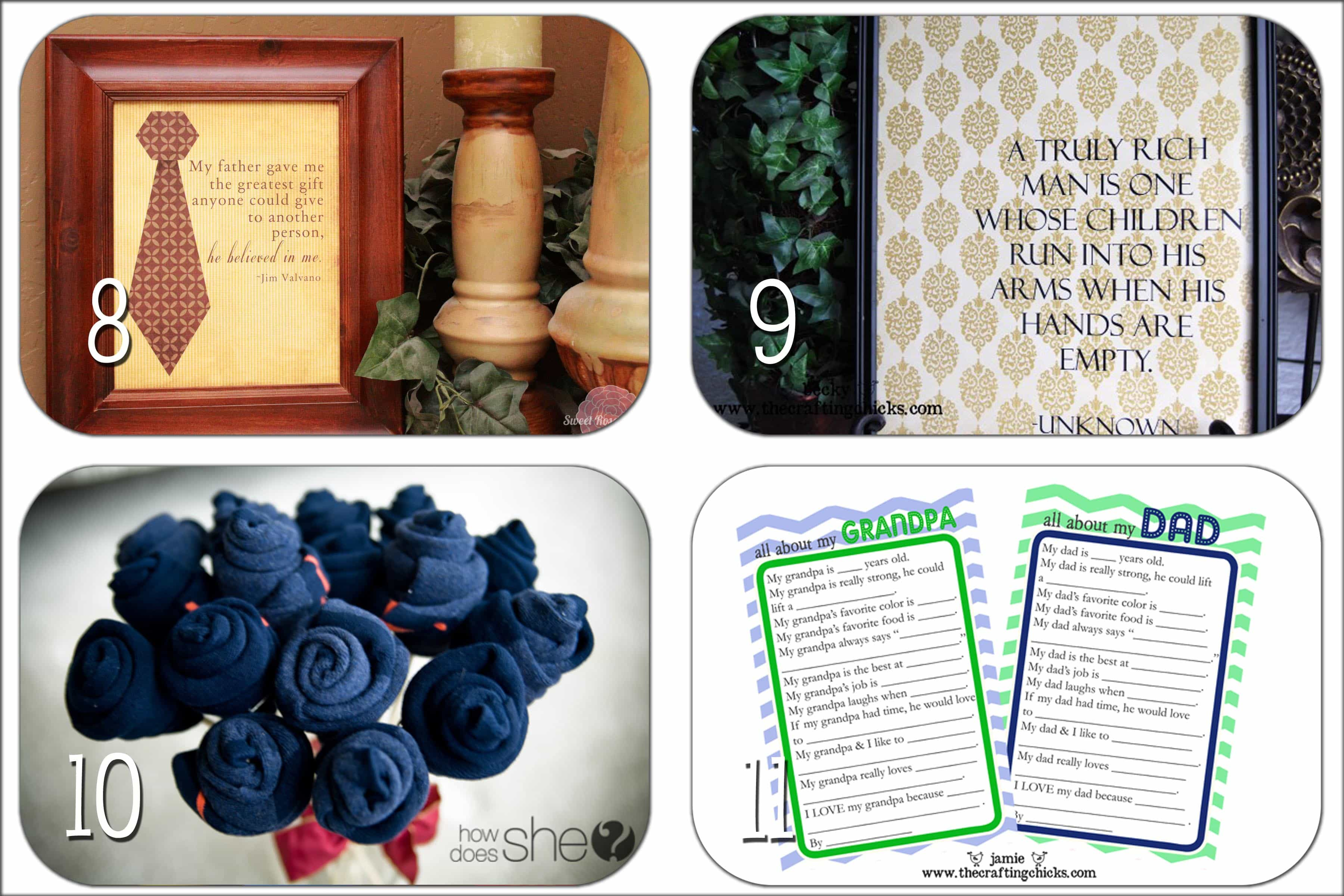 Quick and easy father 39 s day gift ideas roundup little for Quick easy gift ideas