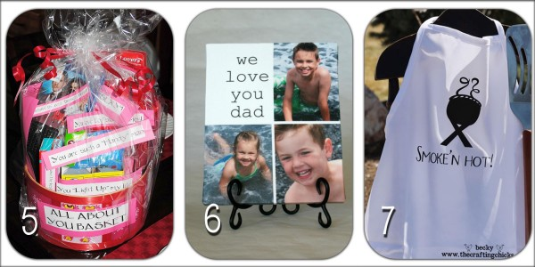 Father's Day Round-Up:Gifts! Lots of ideas to choose from to give to the father's in your life!