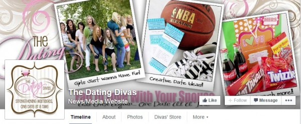 Join www.TheDatingDivas.com on Facebook!