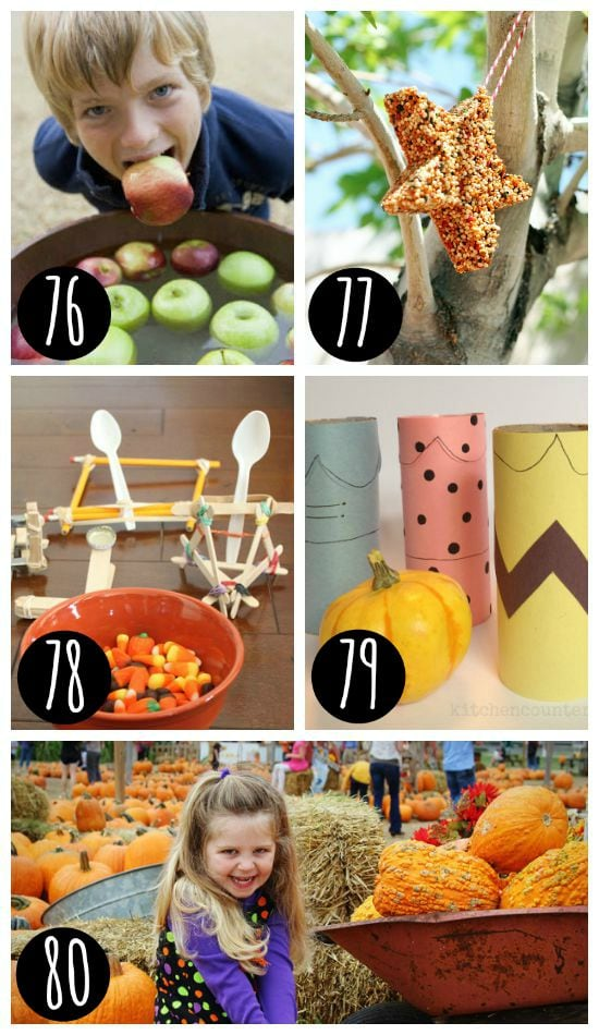 Family Fun with Fall Activities for Kids