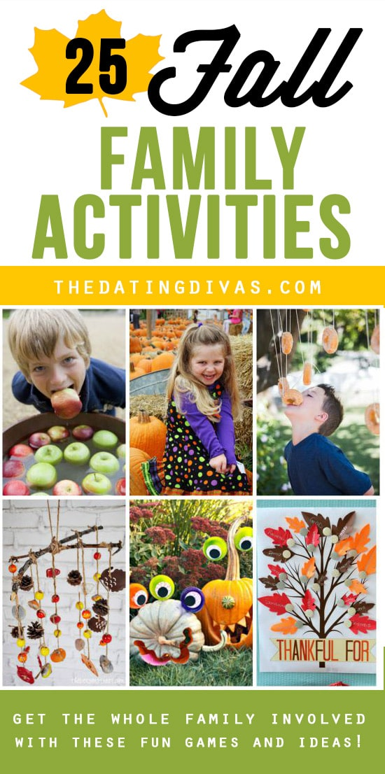 Fun Fall Activities for Kids and Families