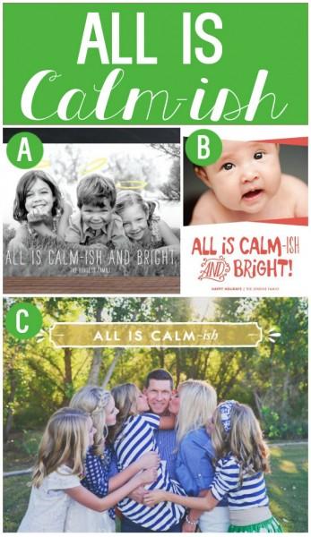 Family Holiday Photo Card Ideas