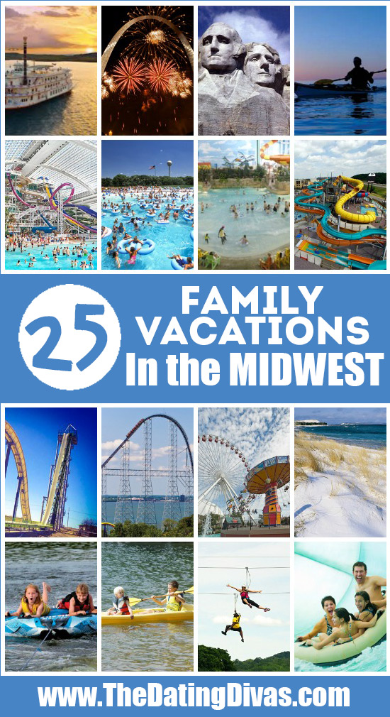 Fun Family Midwest Vacations