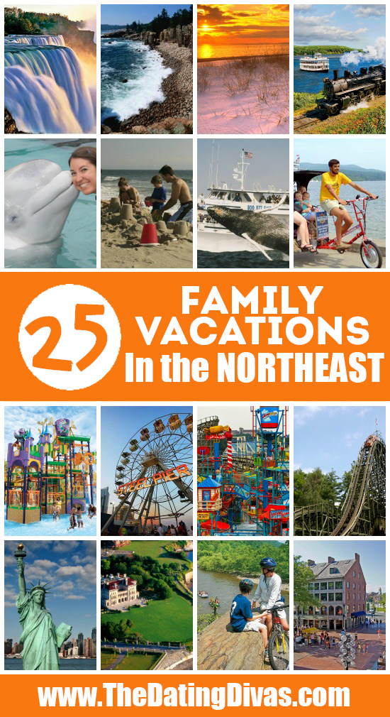 Best Family Vacations in the Northeast