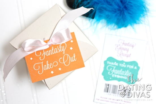 Fantasy take out box of bedroom goodies!
