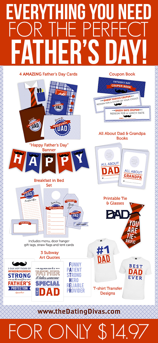 Father's Day Printable DIY Gift