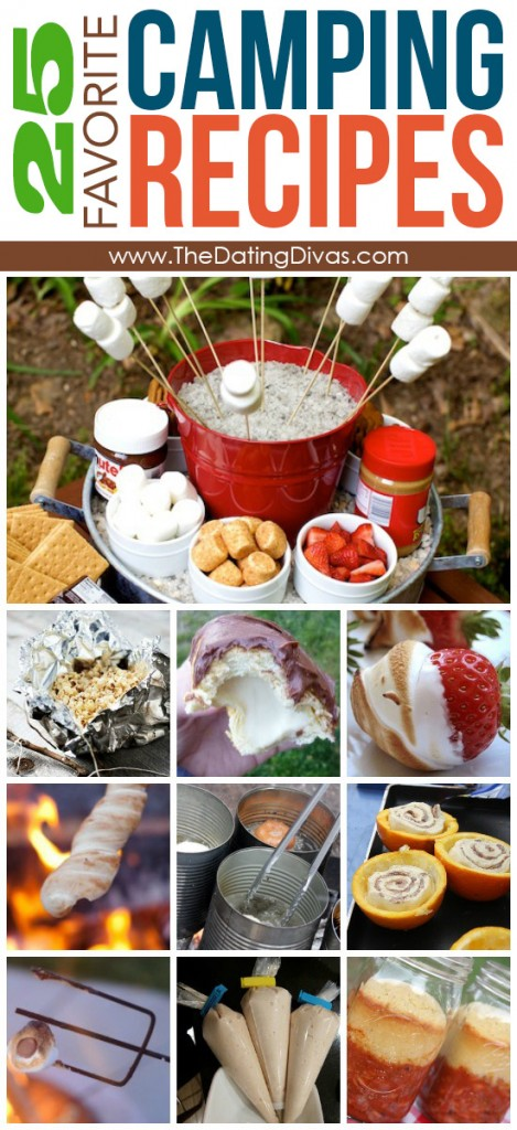 the dating divas 101 camping tips The ultimate camping guide just wait until you see the yummy recipes, clever  organization, handy apps, fun activities, genius tips, and.