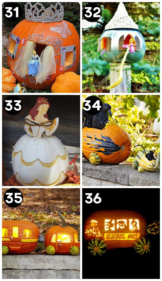 Favorite Pumpkin Carving Ideas