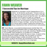 7 Successful Tips for Marriage