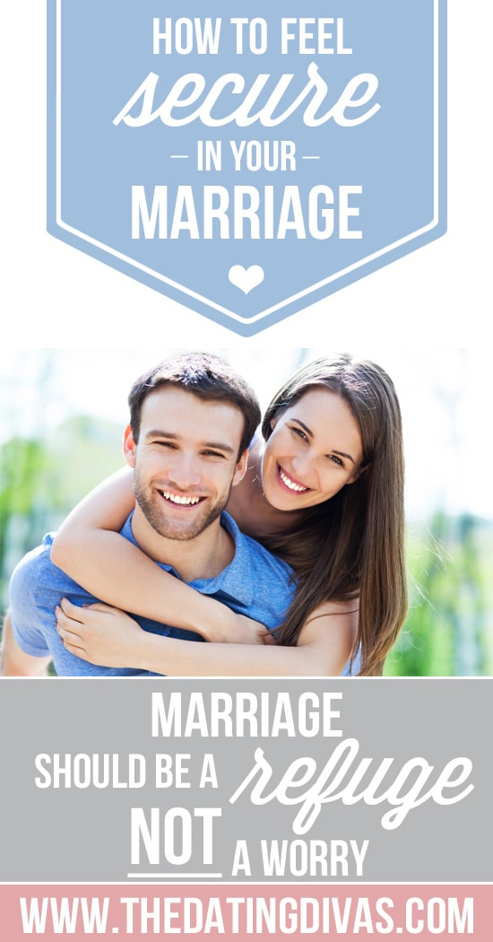 Feel Secure In Your Marriage