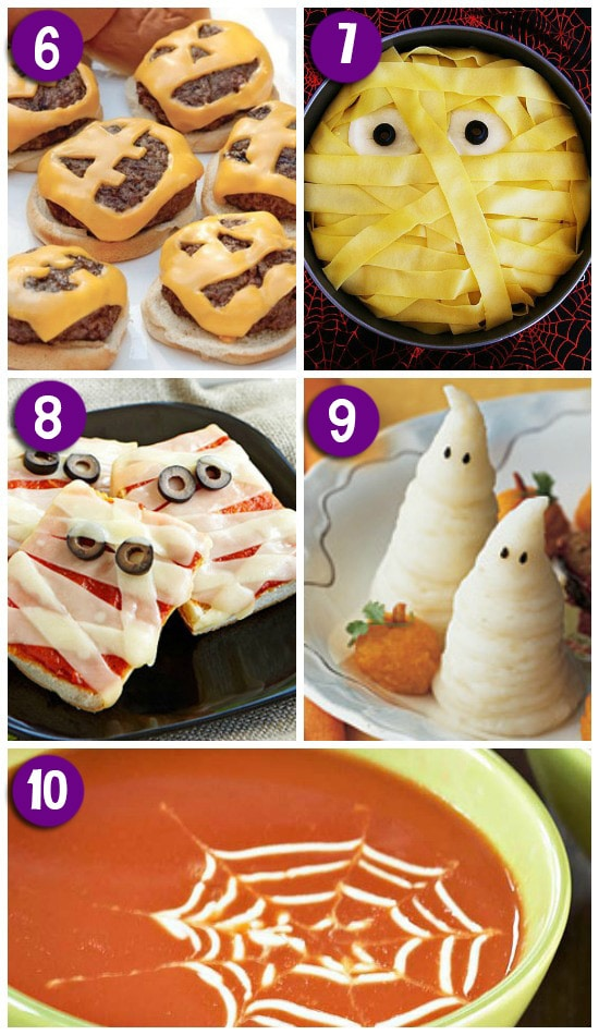 Festive Dinner Ideas for Halloween Night