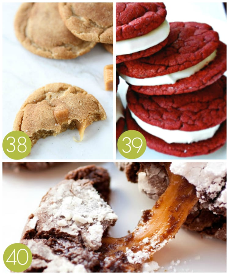 Delicious Stuffed Cookie Recipes