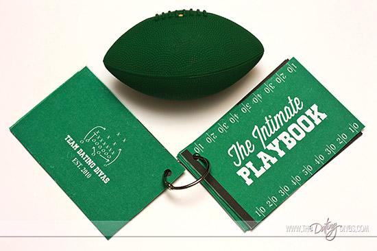 Intimate Football Playbook