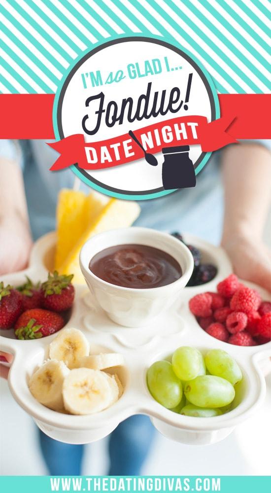 Fondue Date Idea