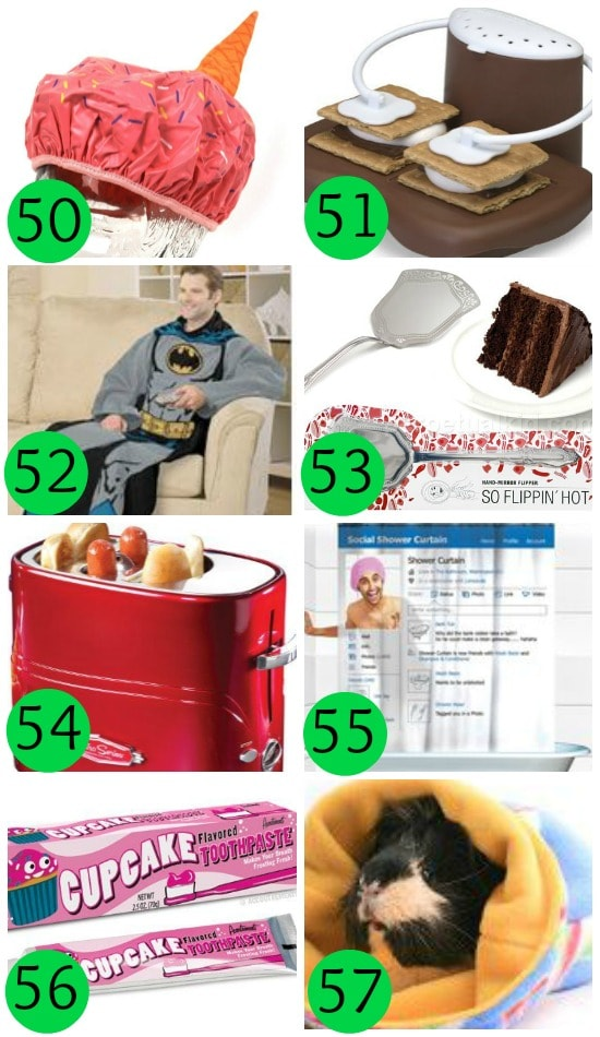 White Elephant Gift Ideas Home Appliances