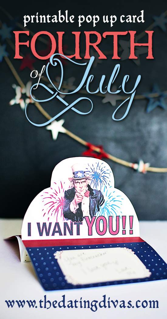 Chrissy - June Printable Club - 4th of July Pinterest Image