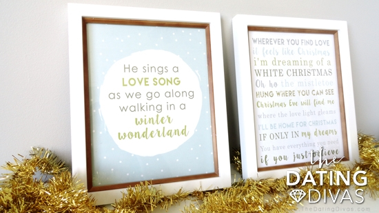 Framed Christmas Lyrics