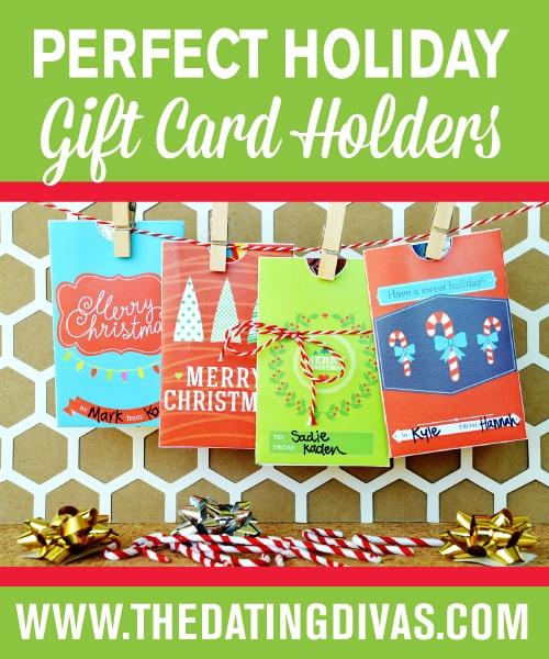 DIY Christmas Gift Card Envelope
