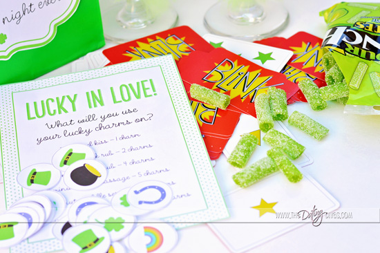 St. Patrick's Day Date - Fast and Easy!