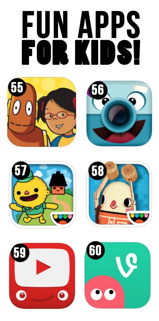 Fun Apps for Kids
